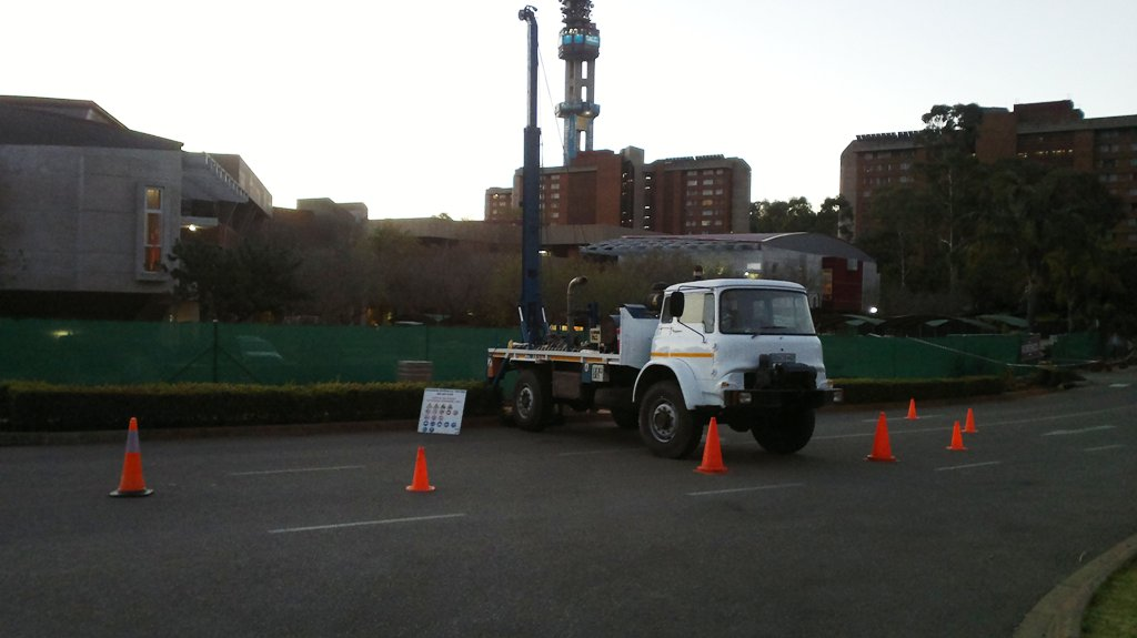 Big 4x4 rig at University Pretoria..jpg